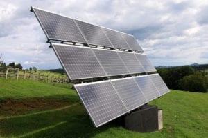 Solar panel installation regina