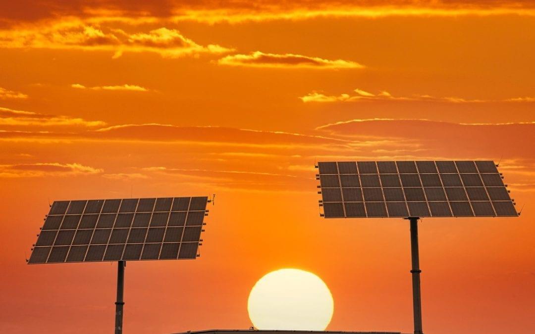 Solar Panel installation: A greener future for all.