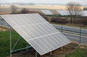 solar panel regina